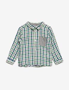 Shirt - LAPIS BLUE
