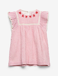 Dress sleeveless - dresses - paprika