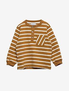 Sweatshirt - SUDAN BROWN
