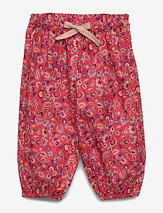 Trousers - trousers - baroque rose