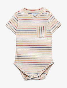 Baby Body - À manches courtes - multicolour