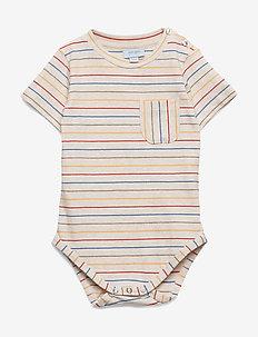 Baby Body - short-sleeved - multicolour