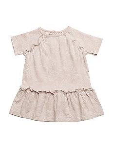 Dress short sleeve - SHADOW GRAY