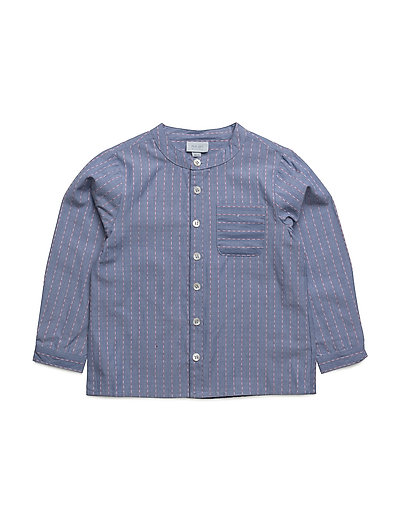 Blouse - BABY BLUE