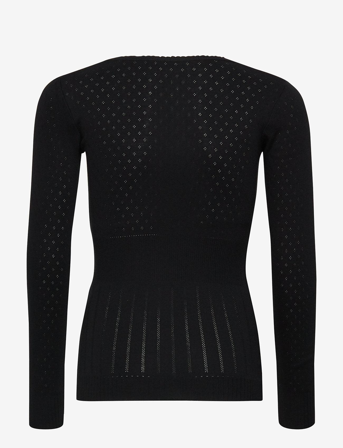 Noa Noa Miniature - T-shirt - long-sleeved t-shirts - black - 1