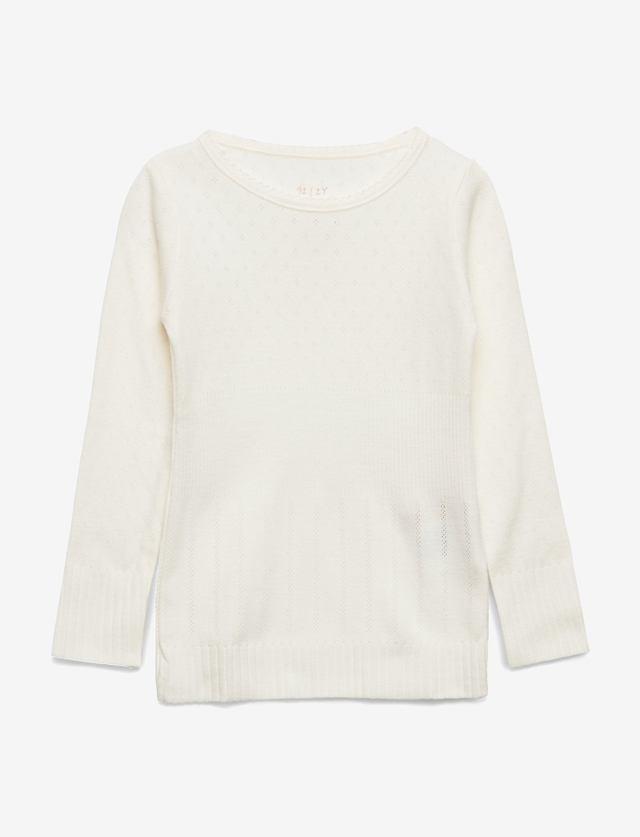 Noa Noa Miniature - T-shirt - long-sleeved t-shirts - chalk - 0