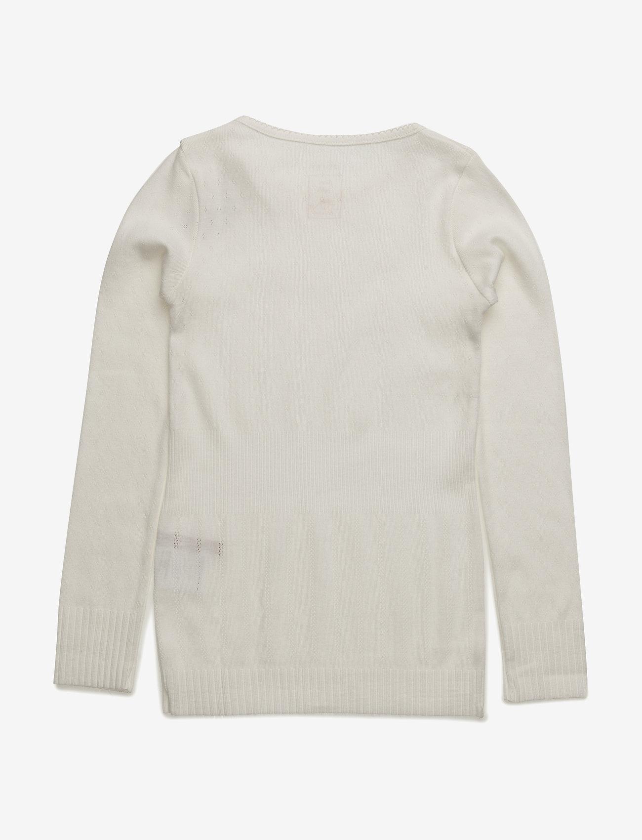 Noa Noa Miniature - T-shirt - long-sleeved t-shirts - chalk - 1