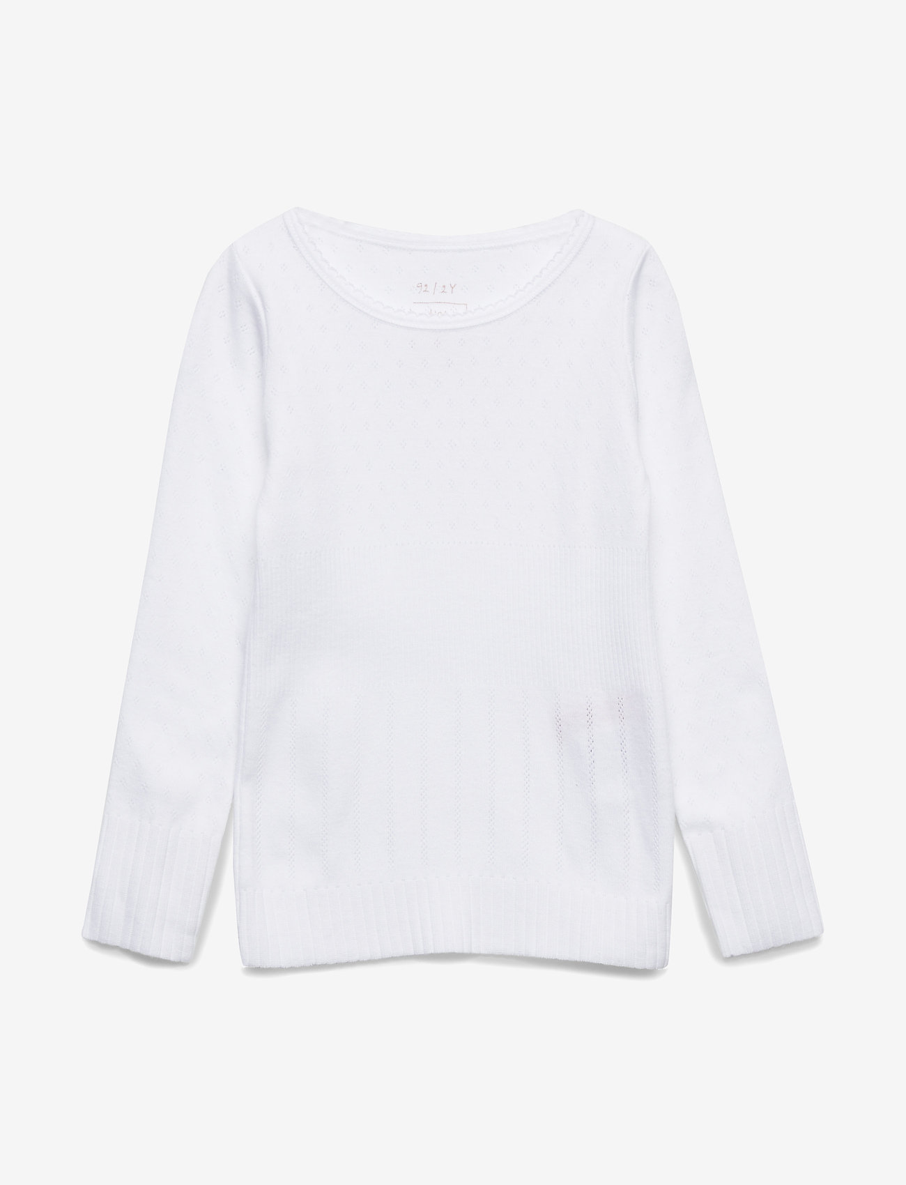 Noa Noa Miniature - T-shirt - long-sleeved t-shirts - white - 0