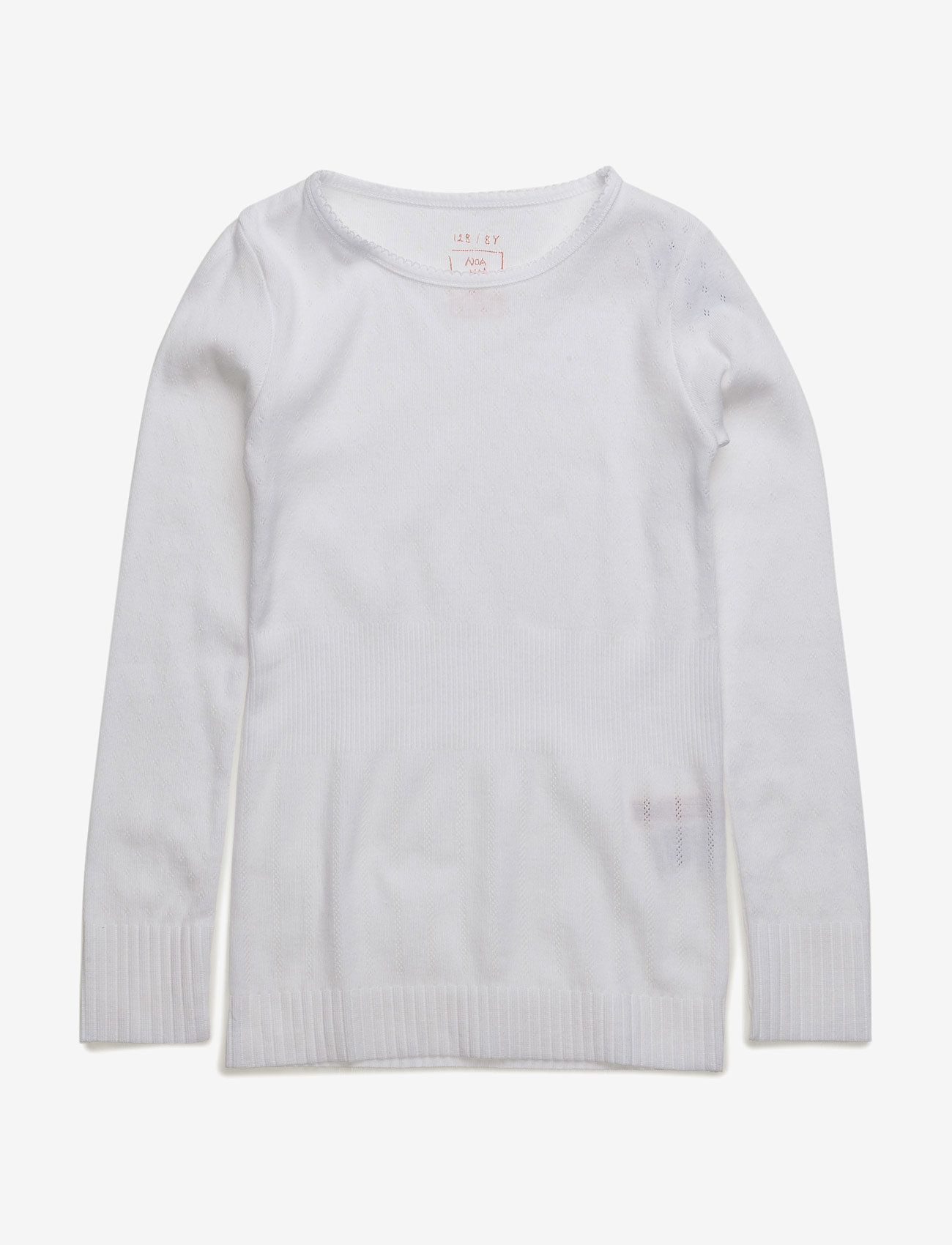 Noa Noa Miniature - T-shirt - long-sleeved t-shirts - white - 1
