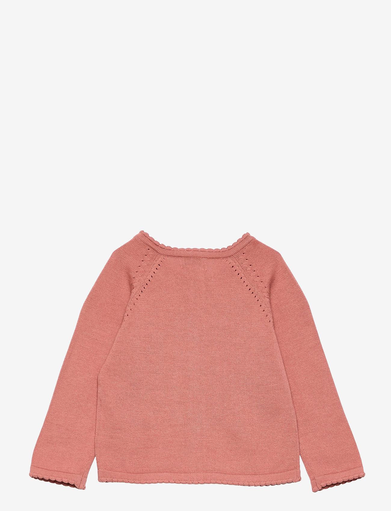 Noa Noa Miniature - Cardigan - gilets - cameo brown - 1