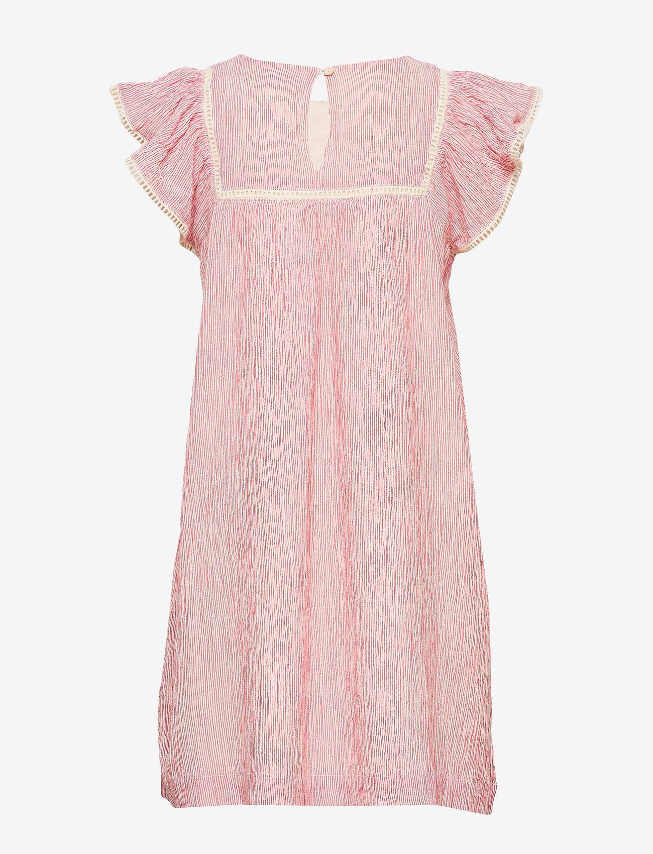 Noa Noa Miniature - Dress short sleeve - jurken - paprika - 1