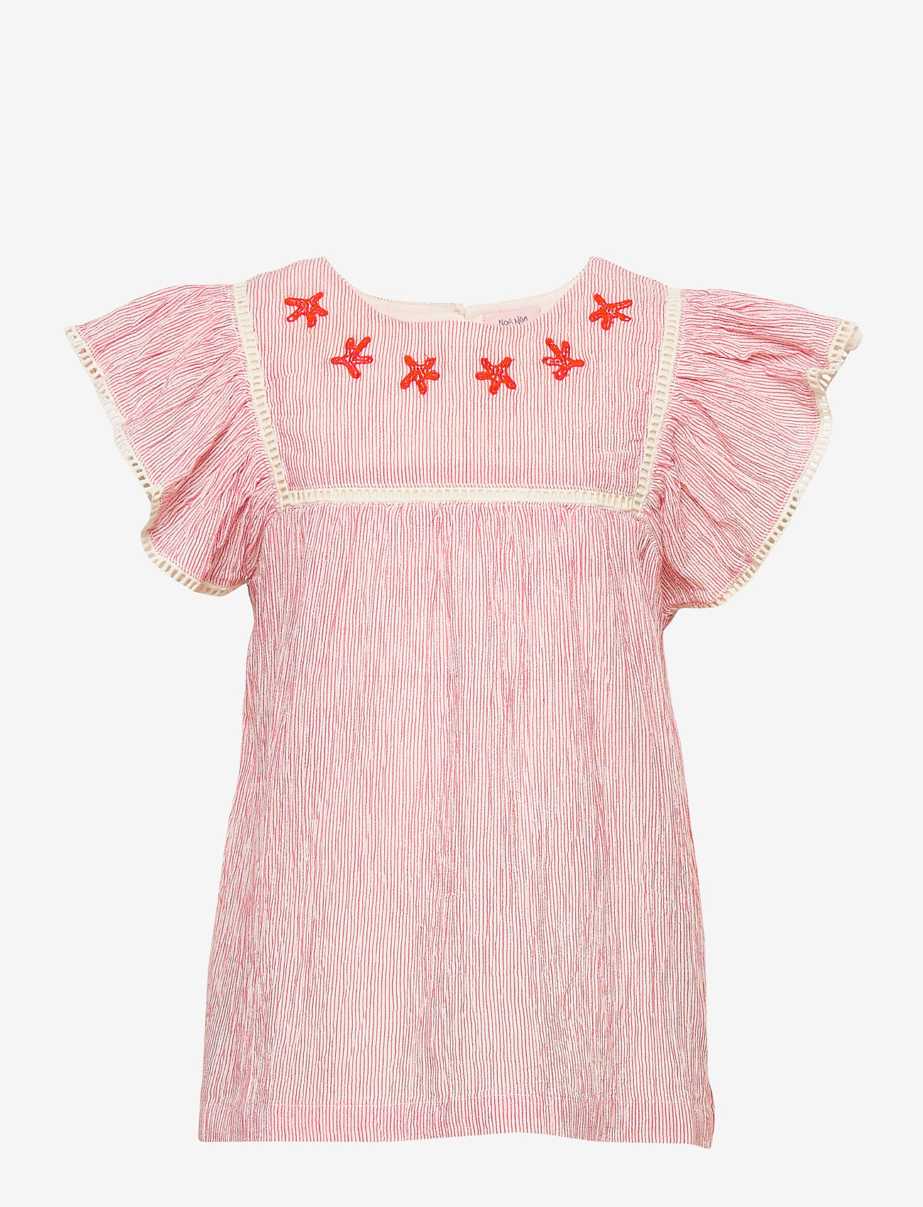Noa Noa Miniature - Top - blouses & tunics - paprika - 0
