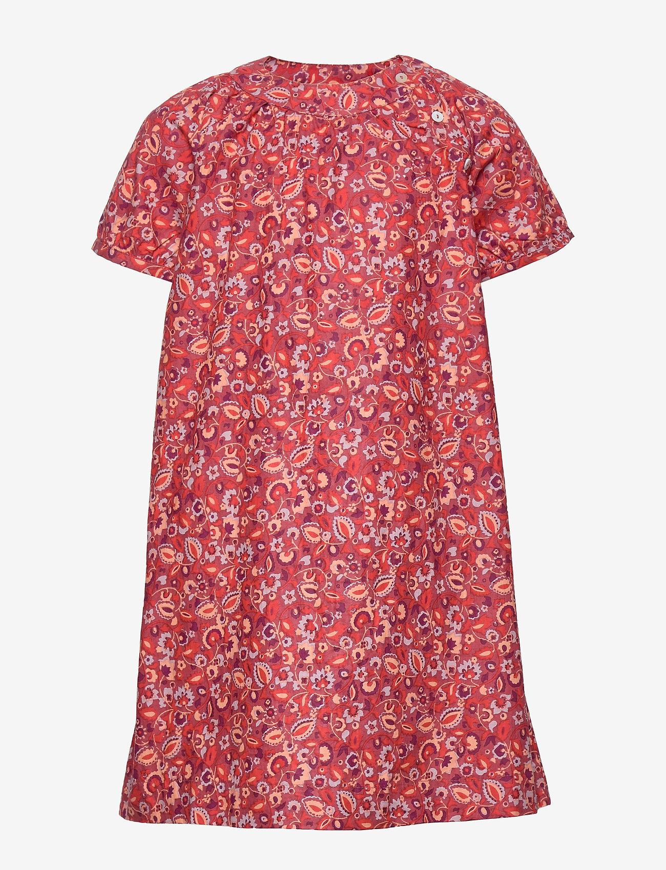 Noa Noa Miniature - Dress short sleeve - dresses - baroque rose - 0