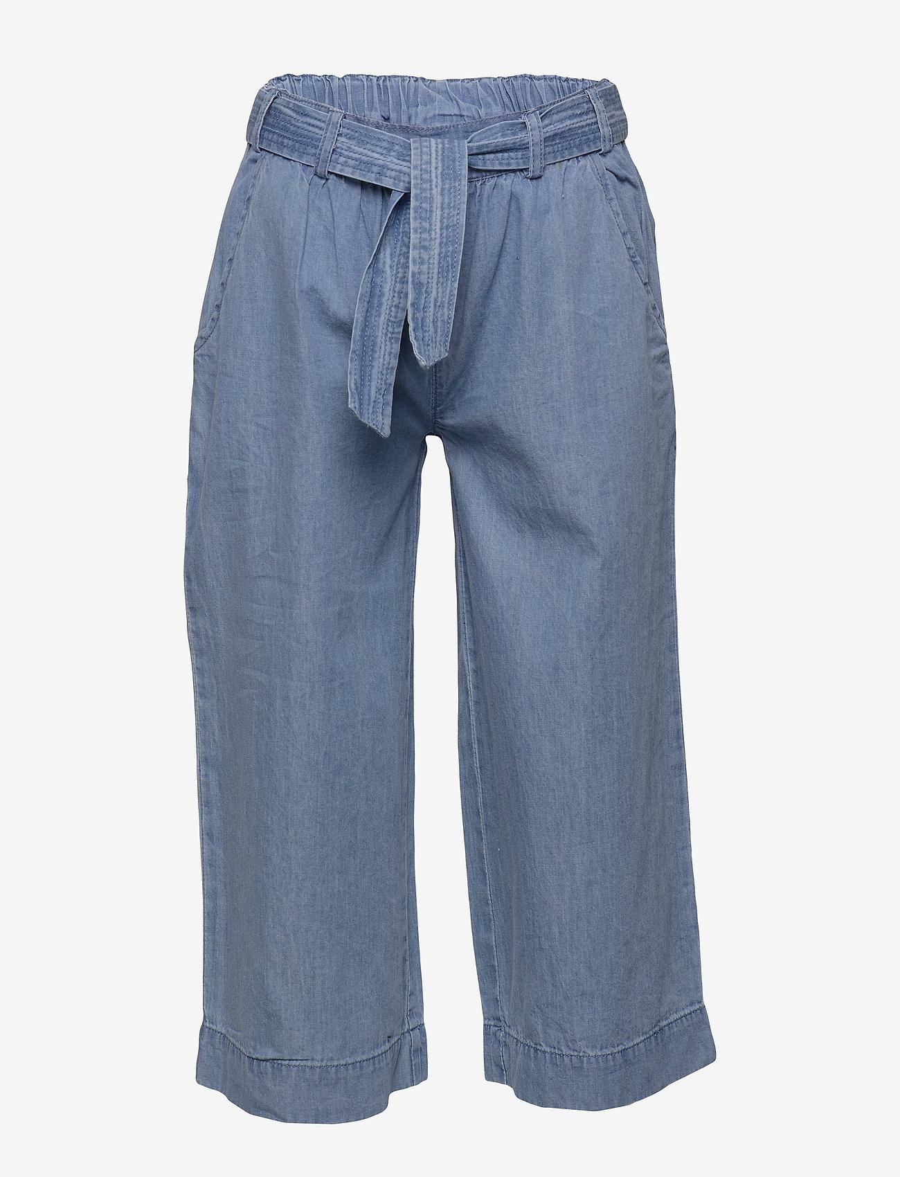 Noa Noa Miniature - Trousers - bukser - delft - 1