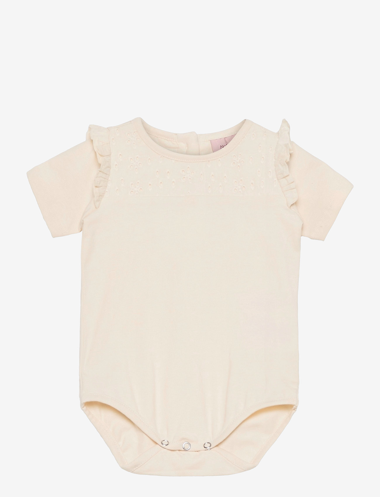 Noa Noa Miniature - Baby Body - kurzärmelige - whitecap - 0
