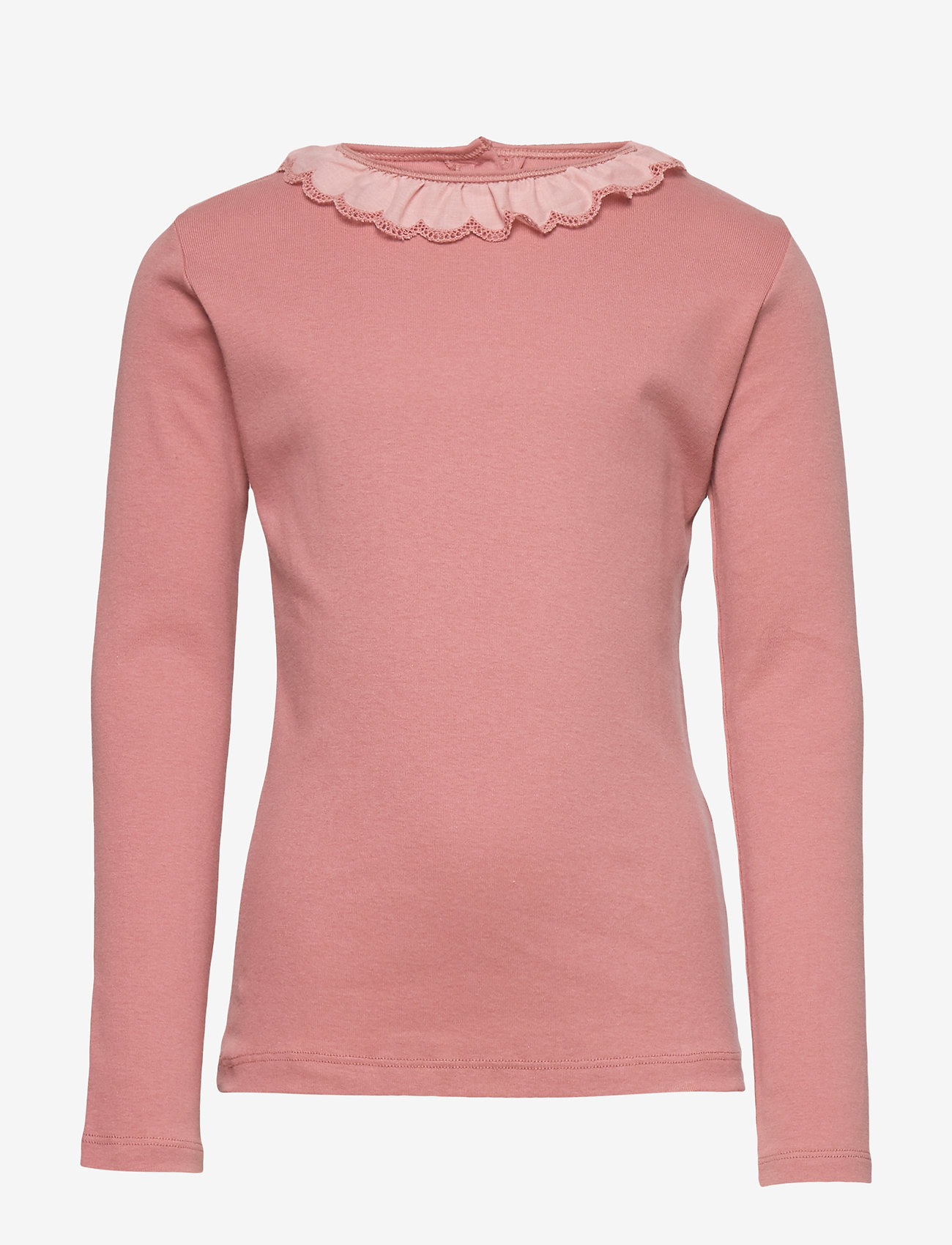 Noa Noa Miniature - T-shirt - long-sleeved t-shirts - dusty rose - 0