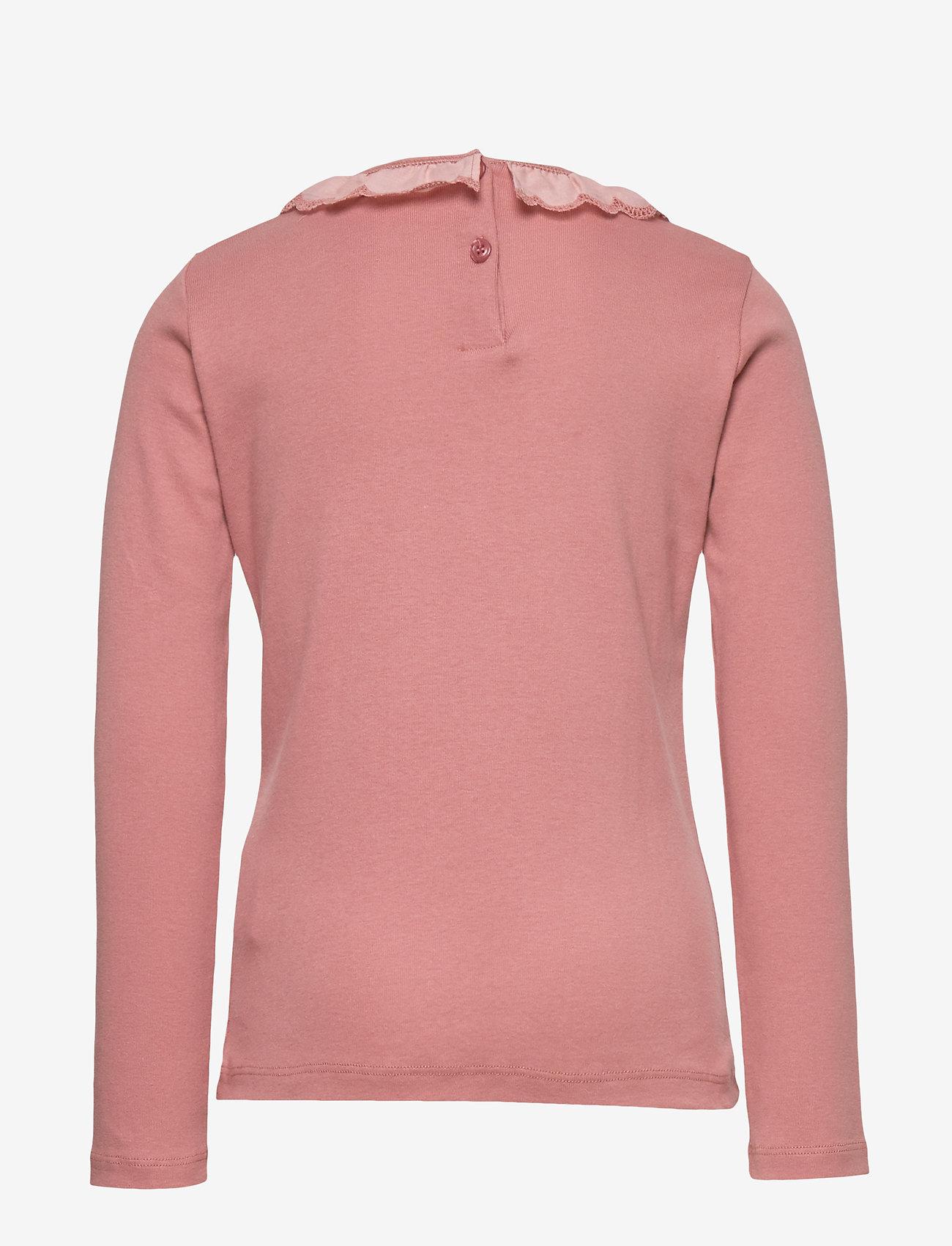 Noa Noa Miniature - T-shirt - long-sleeved t-shirts - dusty rose - 1