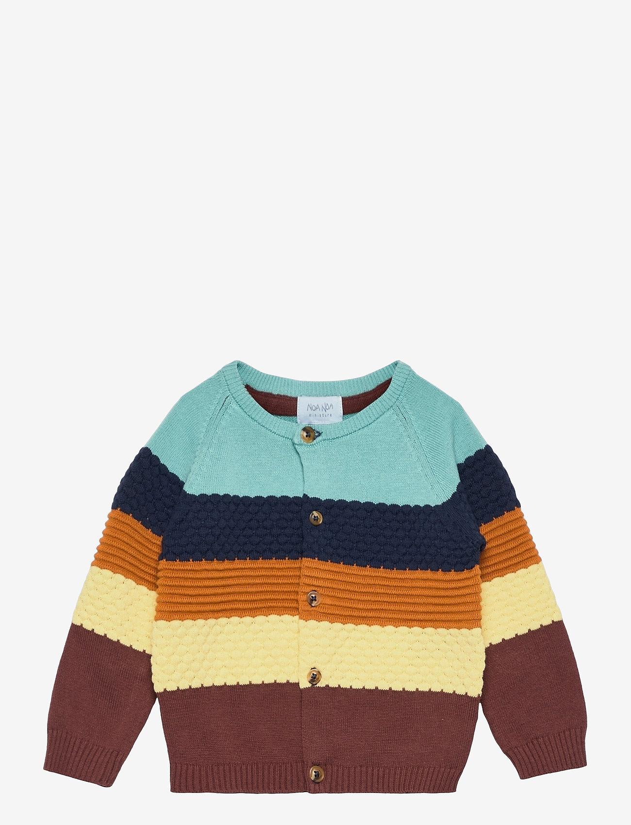 Noa Noa Miniature - Cardigan - gilets - art multicolour - 0
