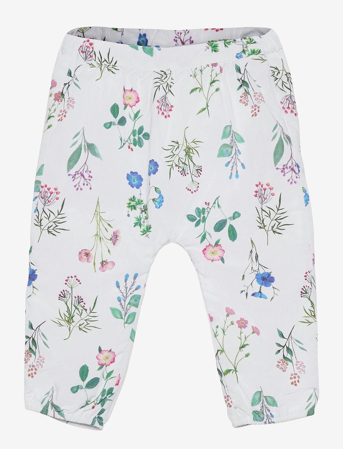 Noa Noa Miniature - Trousers - bukser - print multicolour - 0