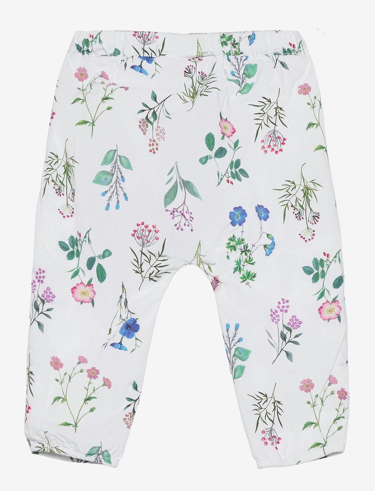 Noa Noa Miniature - Trousers - bukser - print multicolour - 1
