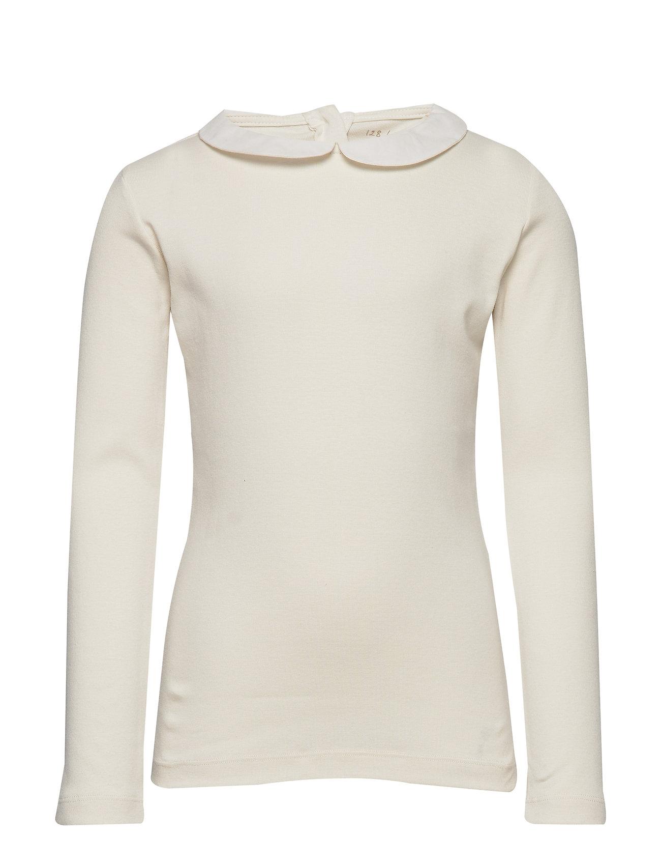 Noa Noa Miniature T-shirt - WHISPER WHITE