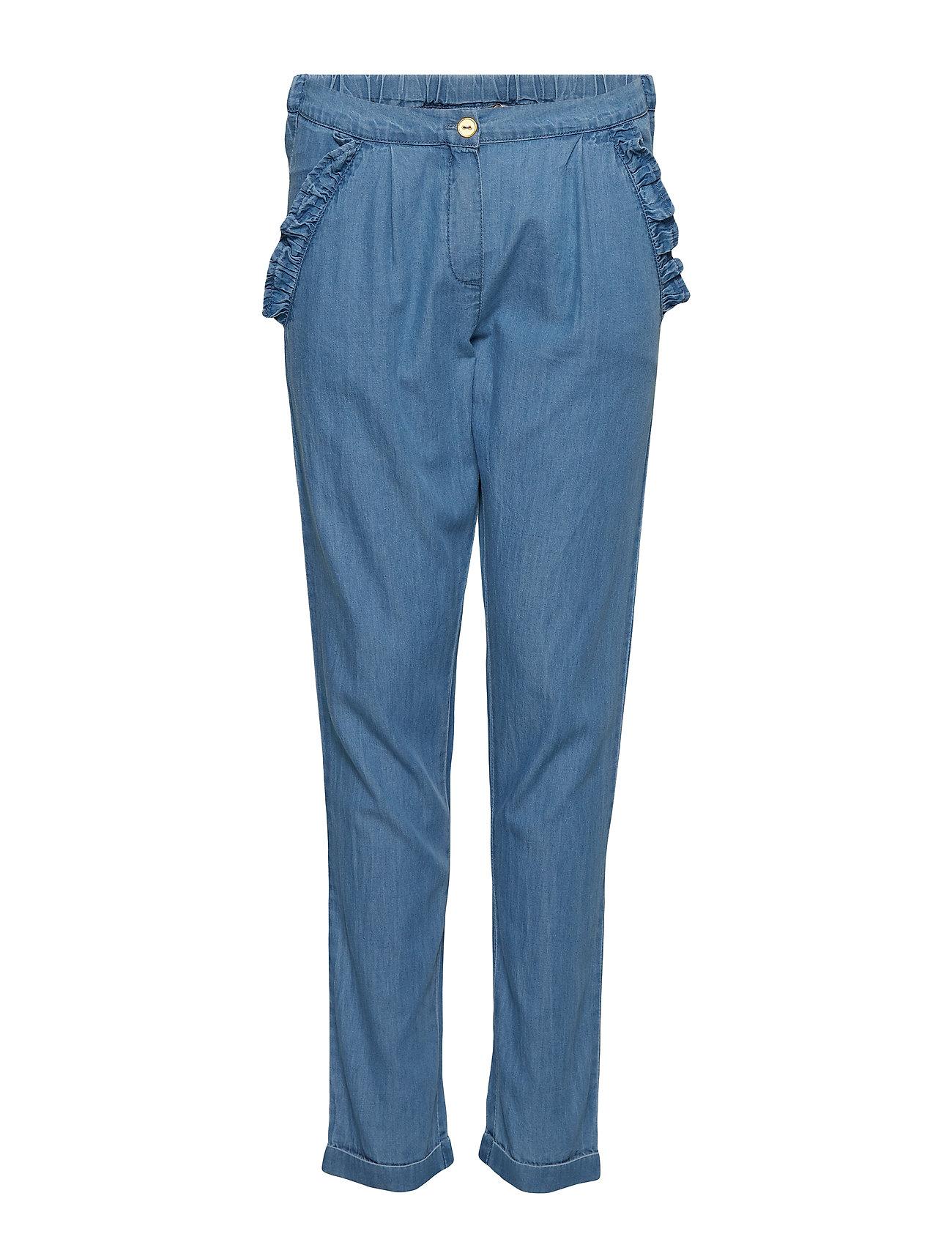 Image of Trousers Bukser Blå NOA NOA MINIATURE (3132349657)