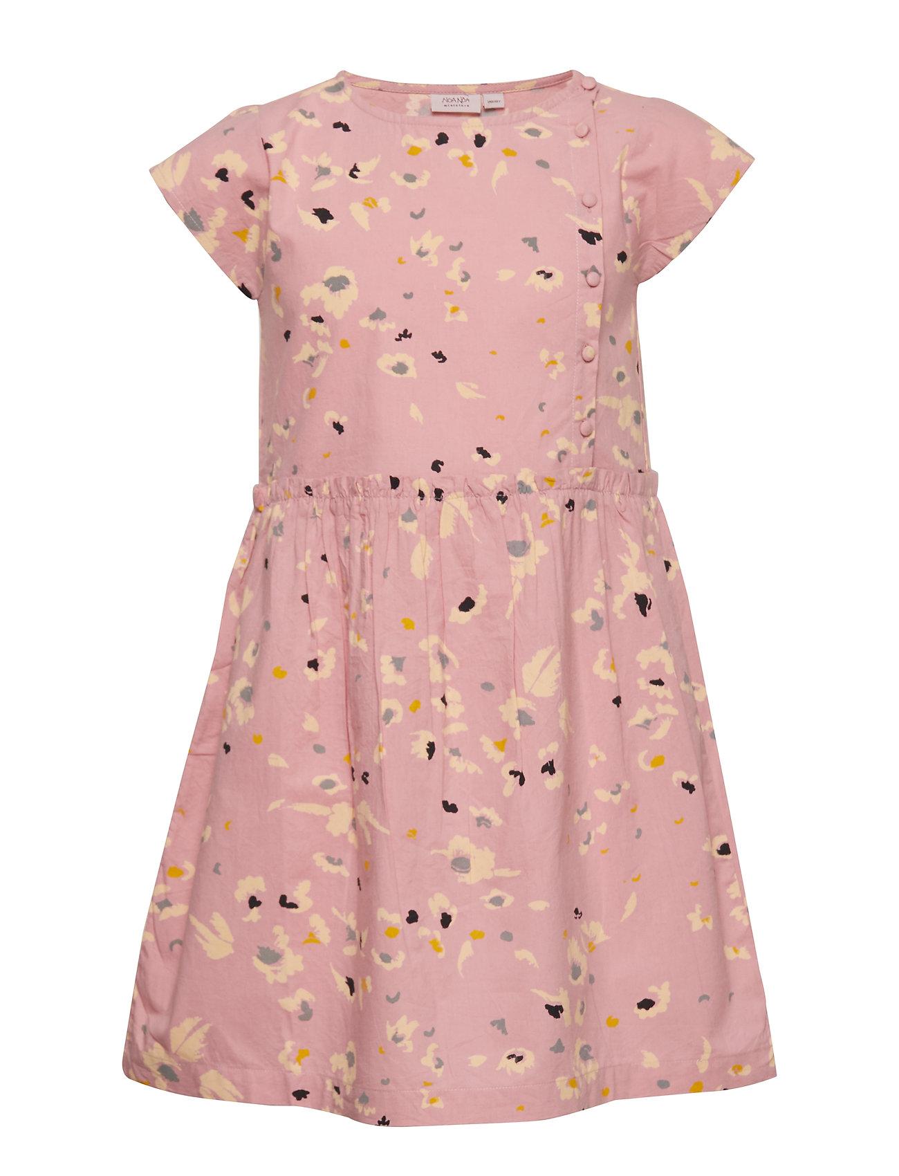 321837b64e4 Dress Short Sleeve (Rose Tan) (262.50 kr) - Noa Noa Miniature ...
