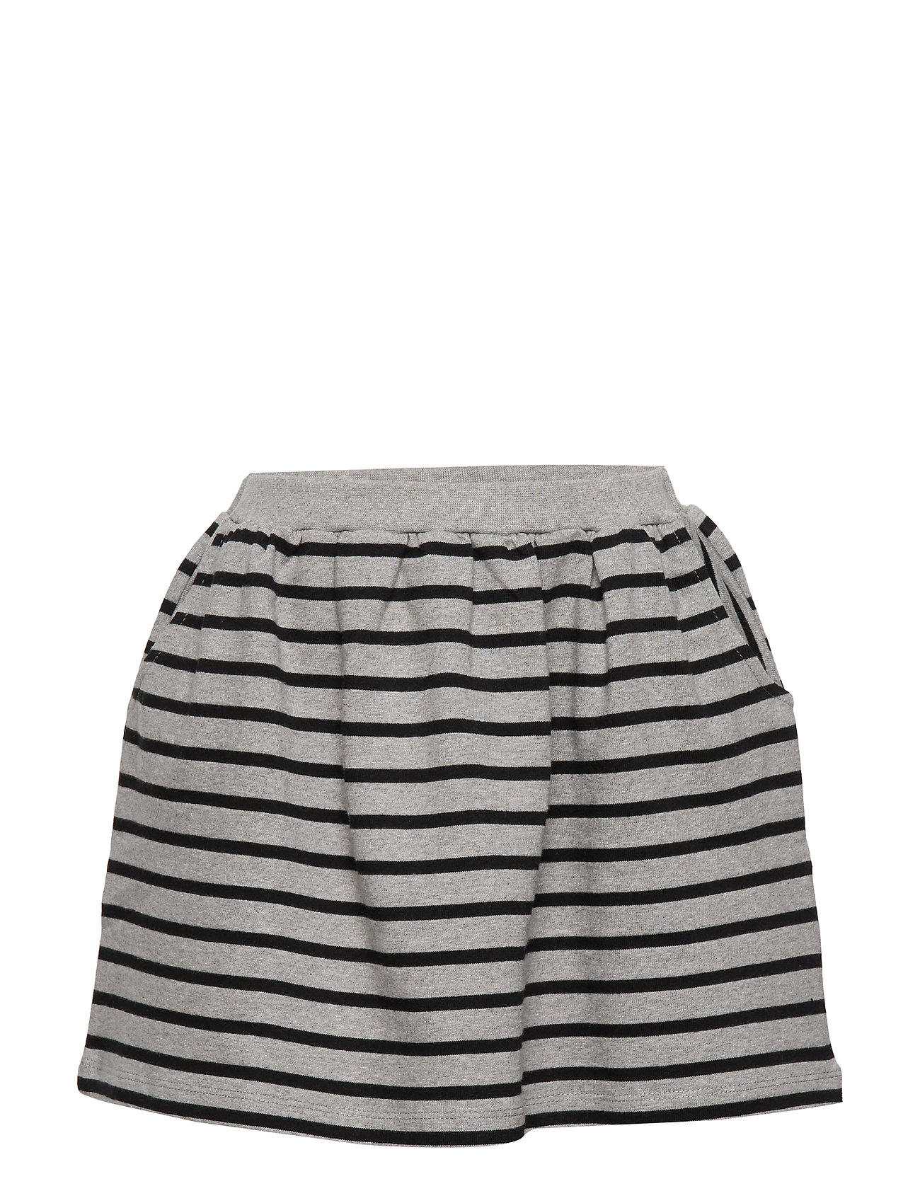 Noa Noa Miniature Skirt - GREY MELANGE
