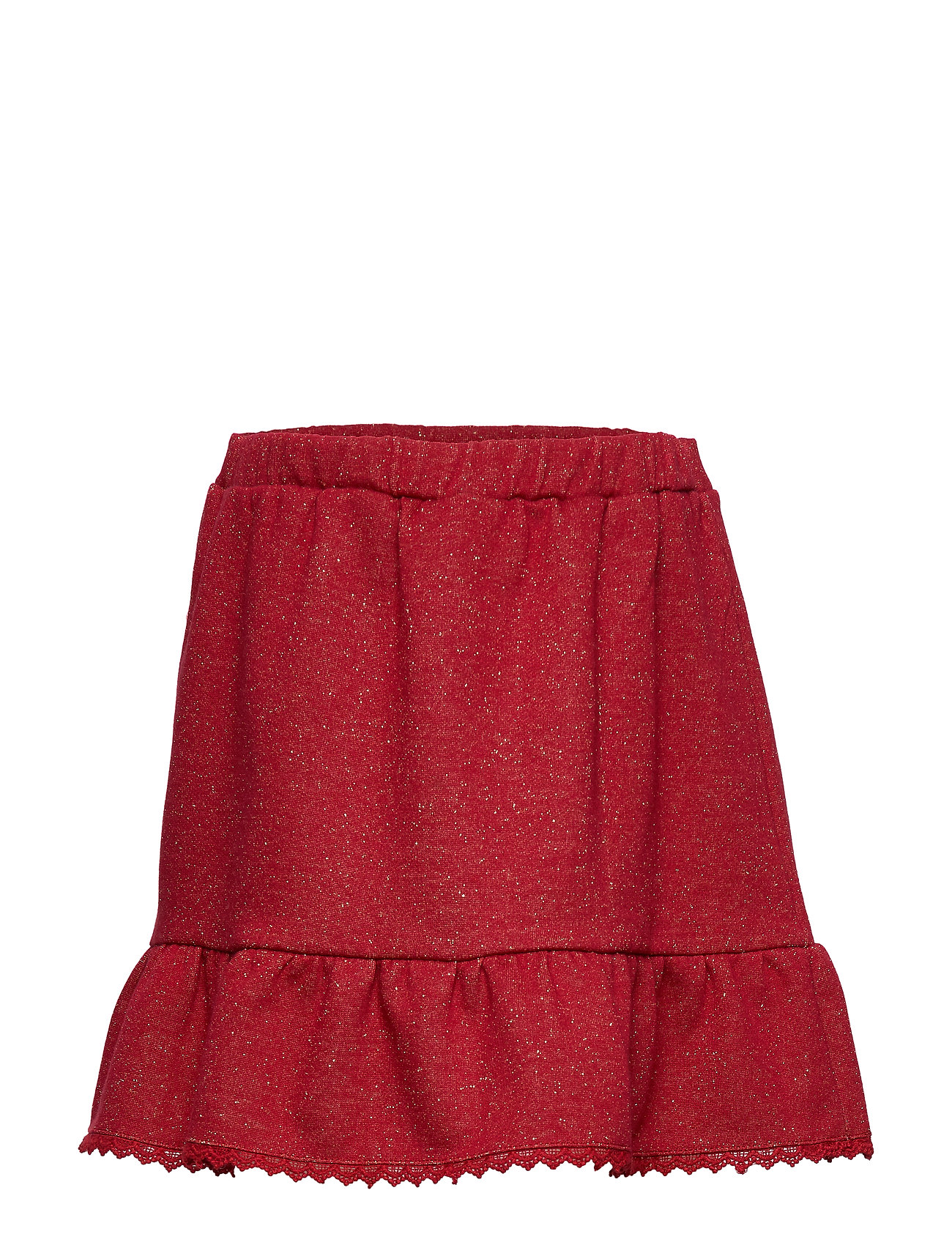 Noa Noa Miniature Skirt - RED DAHLIA