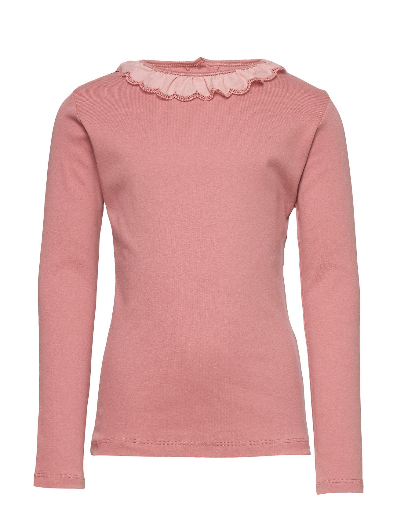 Noa Noa Miniature T-shirt - DUSTY ROSE