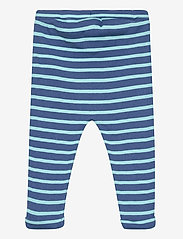 Noa Noa Miniature - Trousers - trousers - art blue - 1