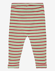 Noa Noa Miniature - Trousers - trousers - art green - 1