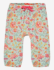 Noa Noa Miniature - Trousers - trousers - aqua gray - 0