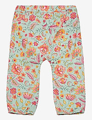 Noa Noa Miniature - Trousers - trousers - aqua gray - 1