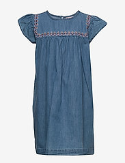 Noa Noa Miniature - Dress short sleeve - dresses - delft - 0