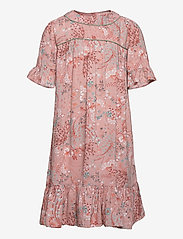 Noa Noa Miniature - Dress short sleeve - kleider - print nude - 1