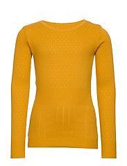T-shirt - GOLDEN YELLOW