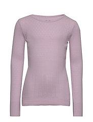 T-shirt - LAVENDER FROST