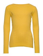 T-shirt - SPICY MUSTARD
