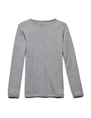 T-shirt - GREY MELANGE