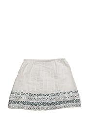 Skirt - WHITE