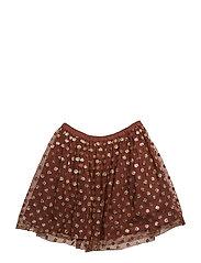 Skirt - RUSTIC BROWN