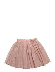 Skirt - PALE MAUVE