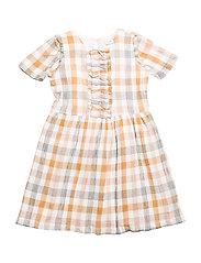 Dress long sleeve - SHADOW GRAY