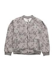 Jacket - GREY MELANGE