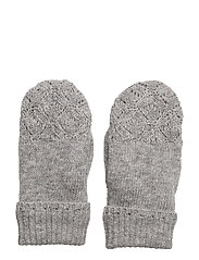 Gloves/Mittens - GREY MELANGE