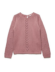 Pullover - ASH ROSE