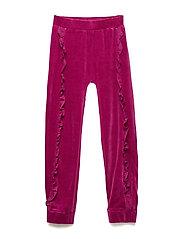 Trousers - MAGENTA HAZE