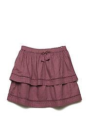 Skirt - CRUSHED VIOLETS
