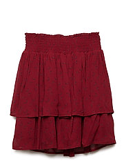 Skirt - RHUBARB